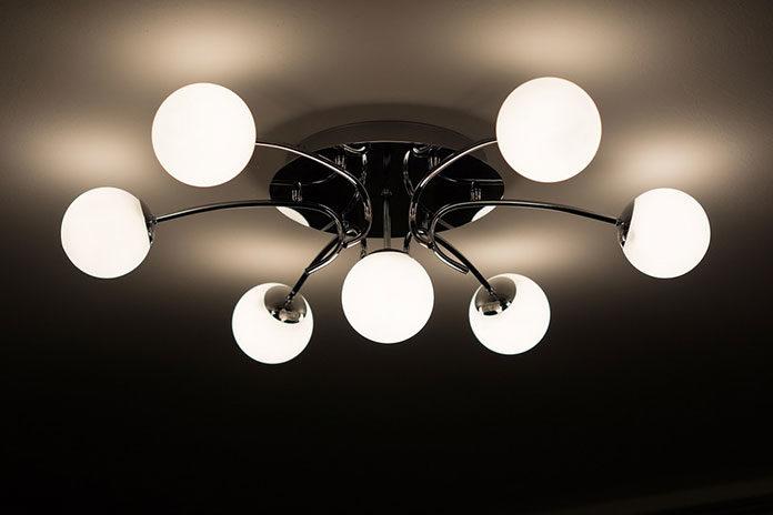 Lampy jako element wystroju pomieszczeń