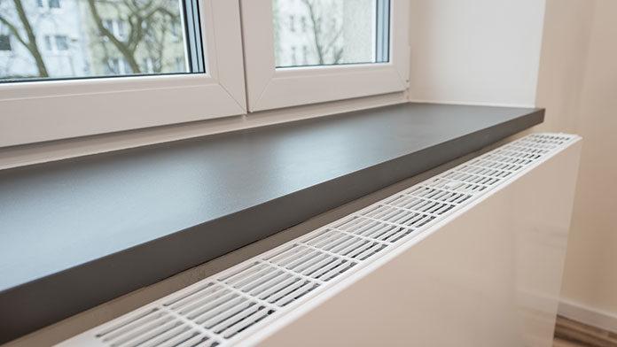 Dobór grzejników do powierzchni mieszkania