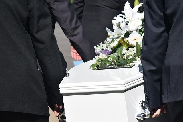 Aranżacja zakładu pogrzebowego