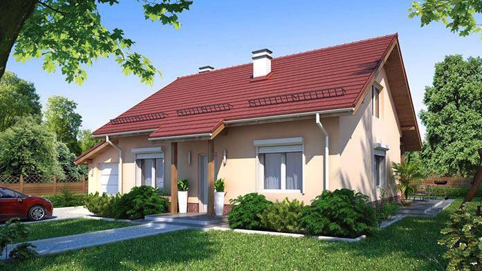 Projekty domów z poddaszem - dlaczego są tak popularne?