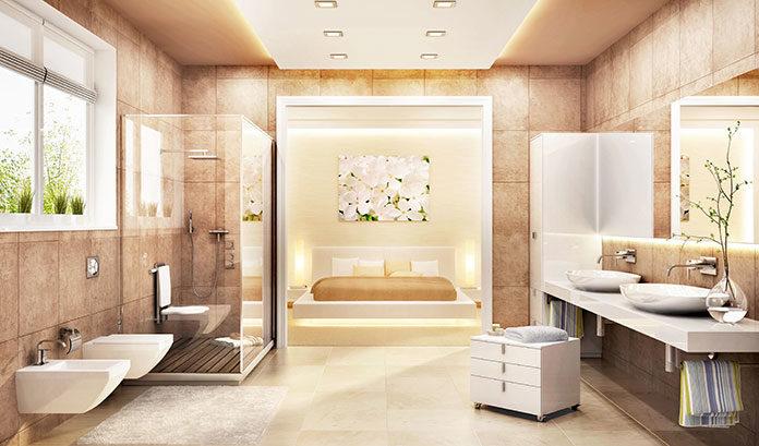 Nowe trendy w aranżacji łazienki - komfort, minimalizm i wygoda