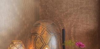 Baśniowa sypialnia w marokańskim klimacie