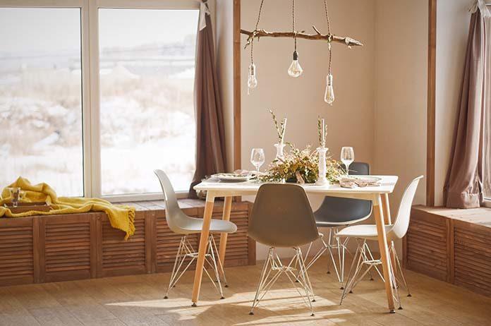 Jak dobrać odpowiednie krzesła do jadalni?