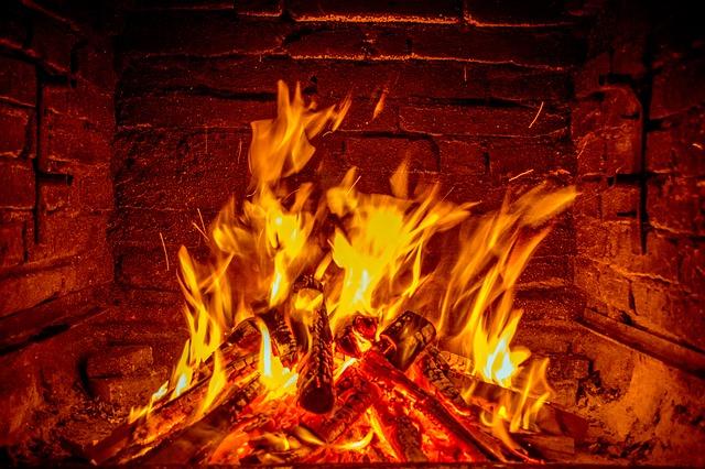 Czego nie robić w trakcie pożaru?