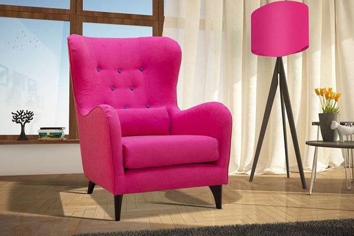 Fotel pasujący do każdego wnętrza