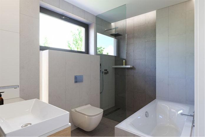Kilka pomysłów na małą łazienkę