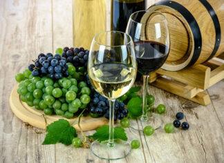 Półka na wino