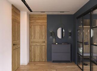 Najmodniejsze kolory drzwi wewnętrznych 2020