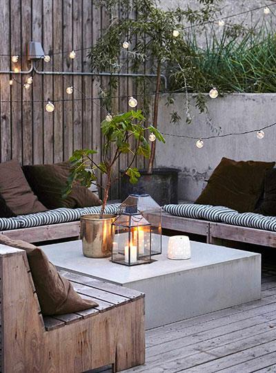 Te lampy ogrodowe robią wrażenie