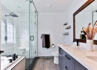 Nowoczesne wyposażenie łazienek