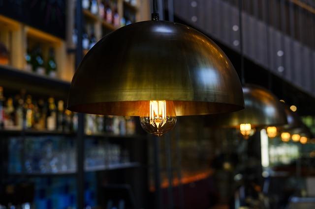lampy w nowoczesnym stylu